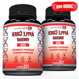 2 Pack - 240 Liquid Capsules HIGHEST MG AVAILABLE 3000mg - A
