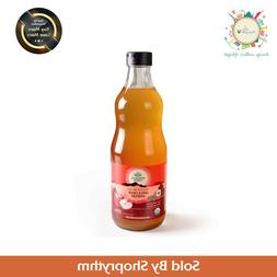 Organic India Apple Cider Vinegar 500 Ml- {Raw Apple Vinegar