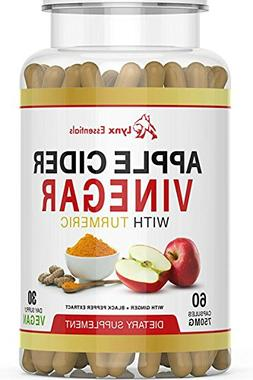 Apple Cider Vinegar Capsules for Weight Loss - Extra Strengt