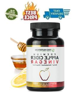 Apple Cider Vinegar Capsules with The Mother Immune Support