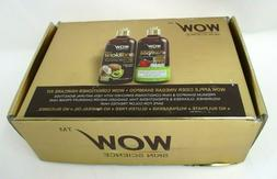 WOW Apple Cider Vinegar Shampoo & Hair Conditioner Set - 2 x
