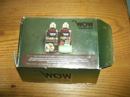 WOW Apple Cider Vinegar Shampoo + Coco Avocado Conditioner -