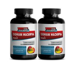 Apple Cider Vinegar Tablets - African Mango Lean Extract 120