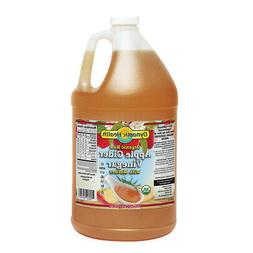 Apple Cider Vinegar w Mother Certified Organic Dynamic Healt