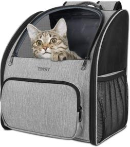 Carrier Backpack  for Small  Medium Cat Dog BREATHABLE With