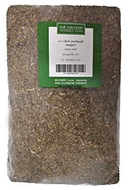 CERTIFIED ORGANIC Raspberry Leaf Cut and Sifted 1 LB Bag –