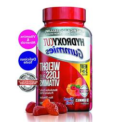 Hydroxycut Pro Clinical Gummies 60 ct