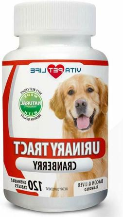 Cranberry for Dogs, Urinary Tract Support, Antioxidants with