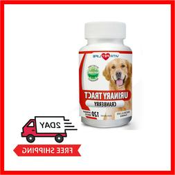 Cranberry for Dogs, Urinary Tract Support, Antioxidants w/ A