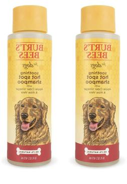 Burt's Bees for Dogs Natural Hot Spot Shampoo with Apple Cid