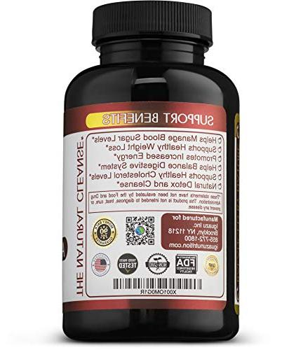 100% Vinegar with The Mother Supports Weight Healthy Blood Sugar & Levels, Metabolism, Pills