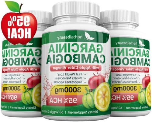 3 x GARCINIA APPLE Loss
