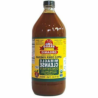 Bragg - Organic Apple Cider Vinegar Miracle Cleanse Concentr