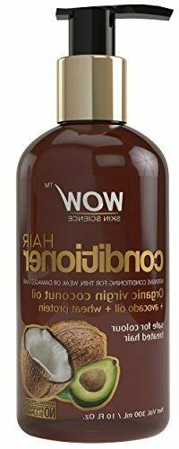 WOW Hair Conditioner - Deep Hair Conditioning for Dry Thin &