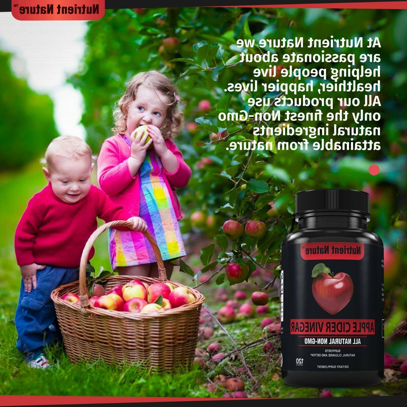 Apple Capsules Detox Body Weight