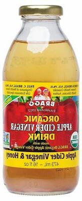 Bragg Apple Cider Vinegar Drink - Honey 473ml