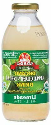 Bragg Apple Cider Vinegar Drink - Limeade 473ml