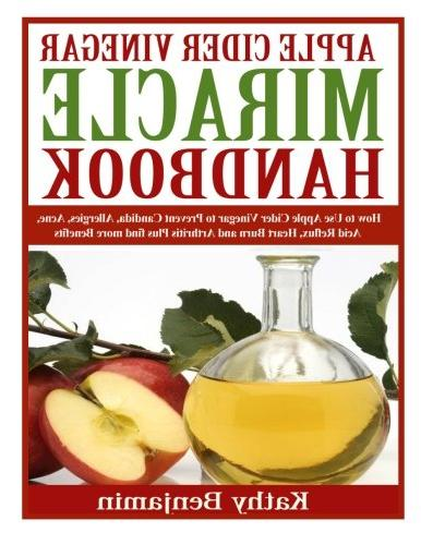 apple cider vinegar miracle handbook ultimate health guide s