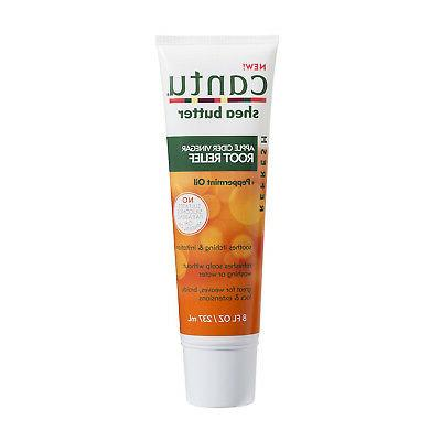 Cantu Apple Cider Vinegar Root Relief Sooth Itching Irritati