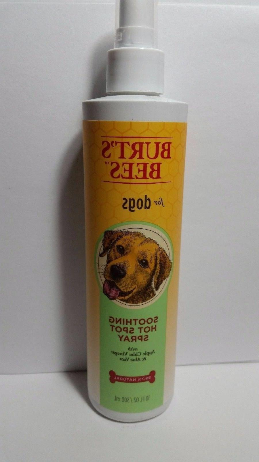 burt s bees for dogs soothing hot