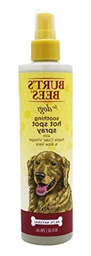 Burt's Bees for Dogs Soothing Hot Spot Spray with Apple Cide