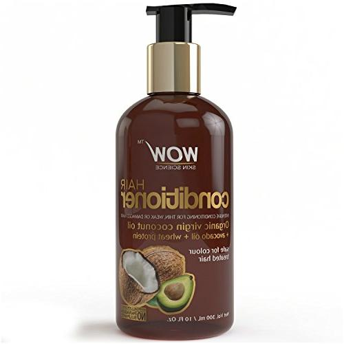 WOW Apple Shampoo Conditioner Set - Sulphate & Paraben