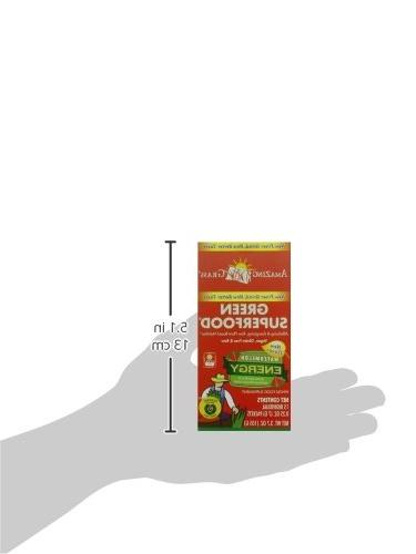 Green Superfood Energy Powder 15 Packet