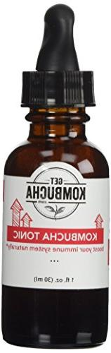 Lung with Kombucha Extract: Immune Tonic with Kombucha Extract