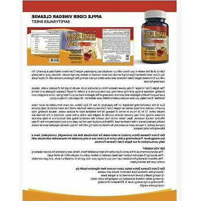 Ultimate Cider Capsules Cleanse Potency