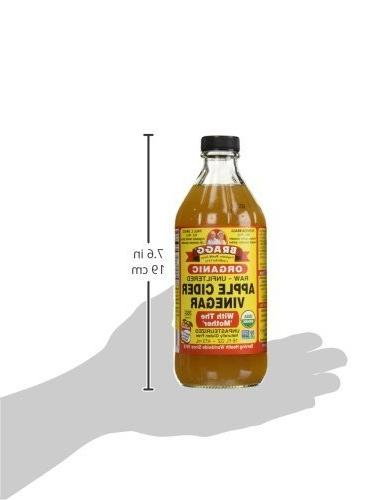 Bragg Apple Vinegar 16 - IGUAZU ACV - Raw All Natural Weight -