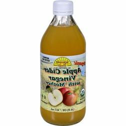 Dynamic Health Organic Apple Cider Vinegar with Mother - 16