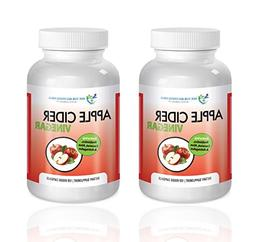 Doctor Recommended 1500 mg Organic Apple Cider Vinegar Capsu