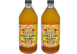 Bragg ORGANIC RAW APPLE CIDER VINEGAR USA AND UK Only All Si