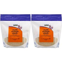 NOW Foods Psyllium Husks Whole, 16 Ounce  Package May Vary