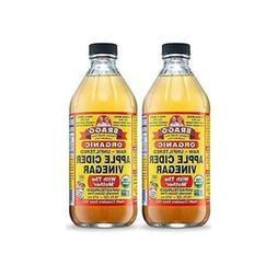 Bragg USDA Organic Raw Apple Cider Vinegar, With The Mother
