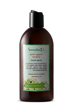 Vinegar Rinse Cleanser for Dandruff | Unique Formula for the